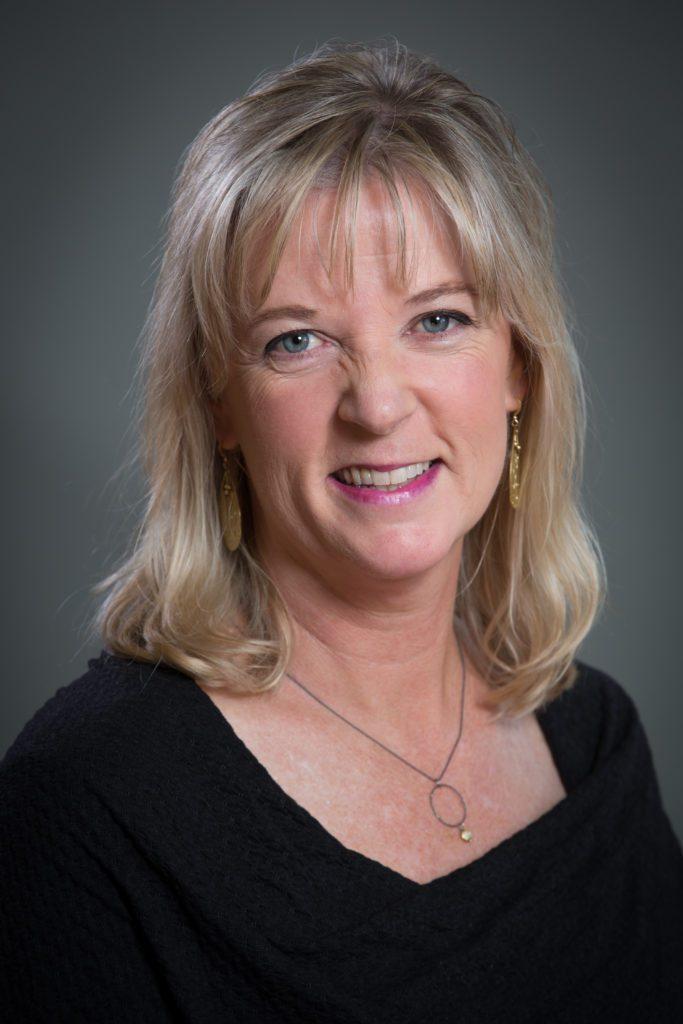 Portrait of Yvonne Roberts